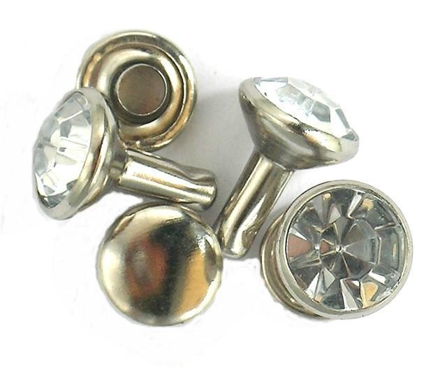 (DK)水钻包脚钉,压克力钻包脚钉,番石包脚钉,水钻撞钉 1