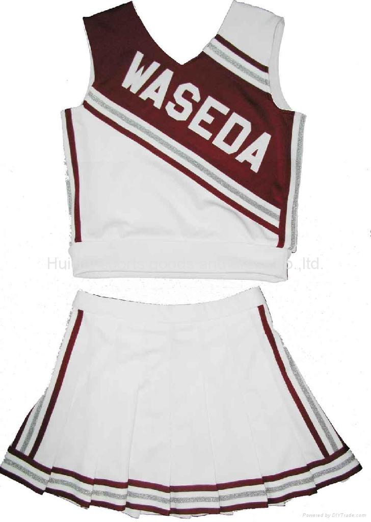 cheerleading  uniform 2