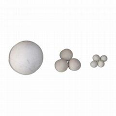 ceramic ball and hi-aluminium ball