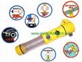 Car emergency flashlight