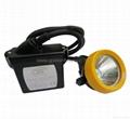 KL5LM(C) LED cap lamp, miner lamp, safety lamp