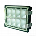 Explosion proof lighting fixture for vehicle/auto lighting system 1