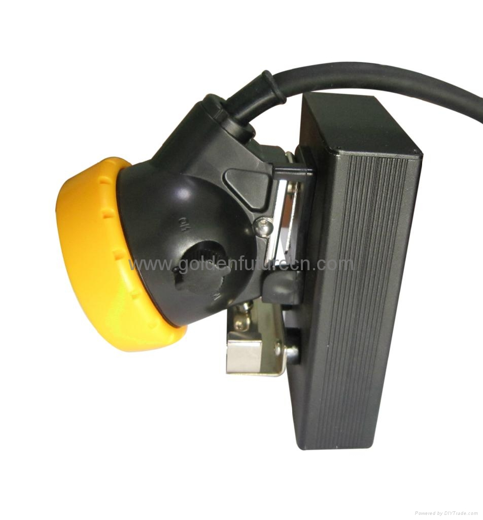 Kl5lm Coal Led Mining Light Cap Lamp L 225 Mpara De Los