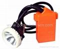 LED mining cap lamp / miner's lamp / headlamp