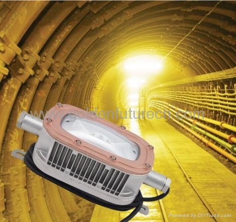 Application in tunnel