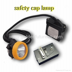 KL5LMC rechargeable underground coal led mining cap lamp (Hot Product - 1*)
