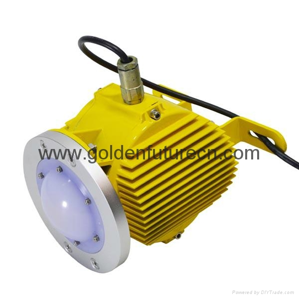 Aluminium 50w explosion proof led marine flood light,led explosion proof light 1