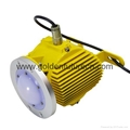 Aluminium 50w explosion proof led marine