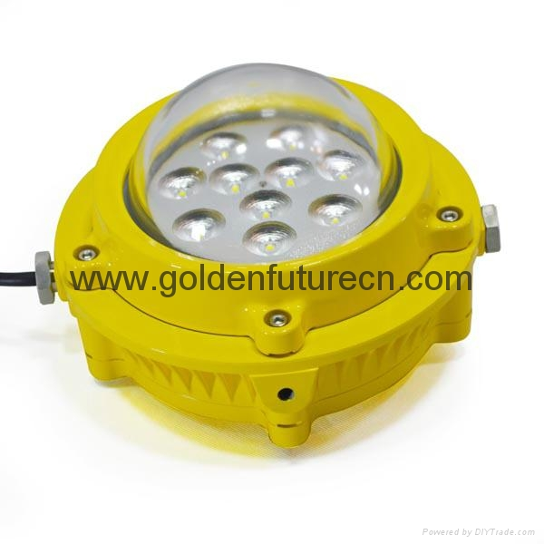 ip65 60w led explosion proof light for chemical plant,oil store,gas station 1
