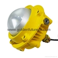 ip65 60w led explosion proof light for chemical plant,oil store,gas station
