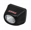 led cordless cap lamp