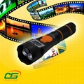 dvr recorder flashlight