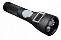 ex-proof led multifunction dvr police flashlight security camera