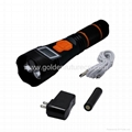 Multifunction led rechargeable different storage DVR recorder flashlight
