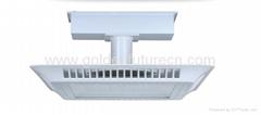 IP65 100w /120w/150w/200w led fueling station light explosive proof led light ga