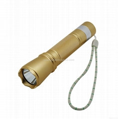 3w IP66 explosion proof led flashlight