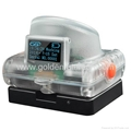 led new cordless inductive charging safety miners lamp