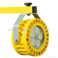 DL619 corrosion proof dock light with flexibl,outdoor floodlight, area light