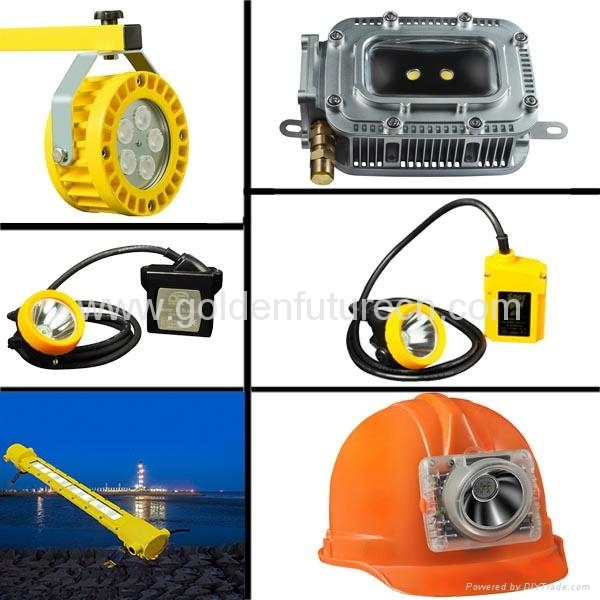 miners lamp explosion proof light