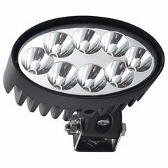 "AL-0740 5.5"" 40w aluminum housing auto led work lamp"