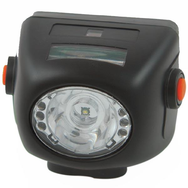 Newest led cordless miner cap lamp with RFID tracking tag
