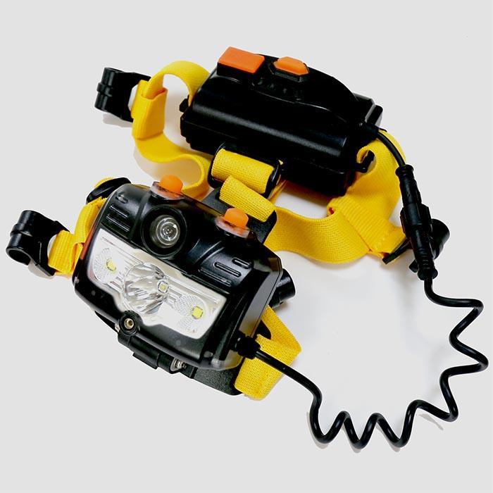 camera headlamp
