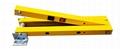 flexible arm for loading dock light