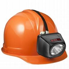KL4.5LM cap lamp / mining light/Lámpara de los mineros/ miners lamp (Hot Product - 1*)