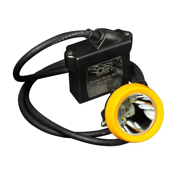 KL5LM coal led mining light/cap lamp /Lámpara de los mineros / miners lamp