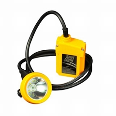 with low power indication function led rechargeable miner cap lamp/mining light