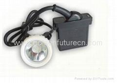 LED mining cap lamp / miner's lamp /