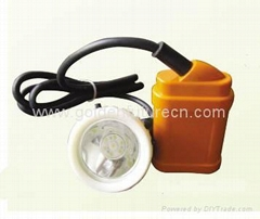 LED mining cap lamp / miner's lamp / headlamp