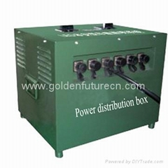 Power Distribution box for vehicle lighting system
