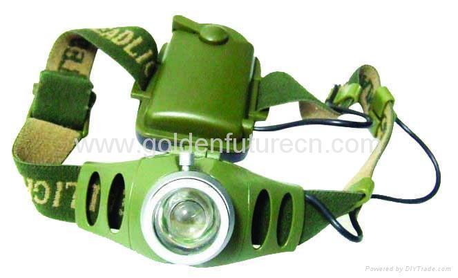 3 watt High power led headlamp