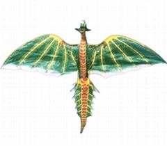 2070A,B  Dinosaur