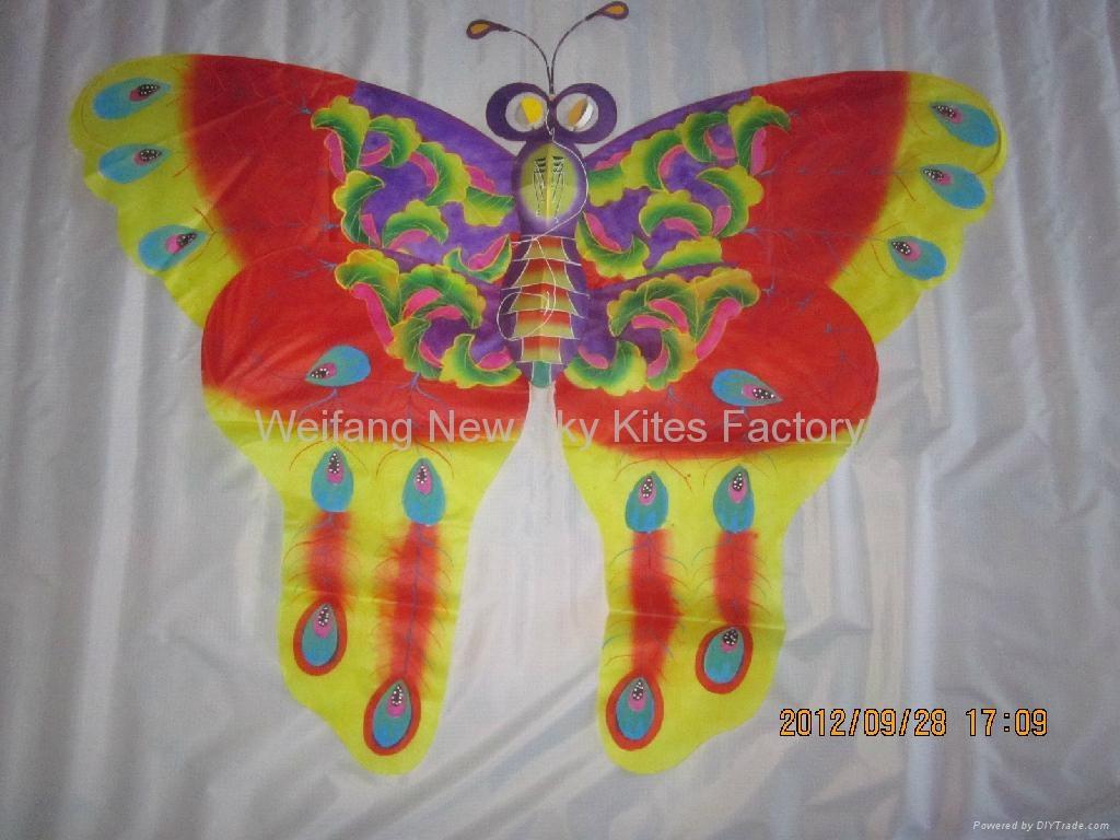 2008 真絲蝴蝶