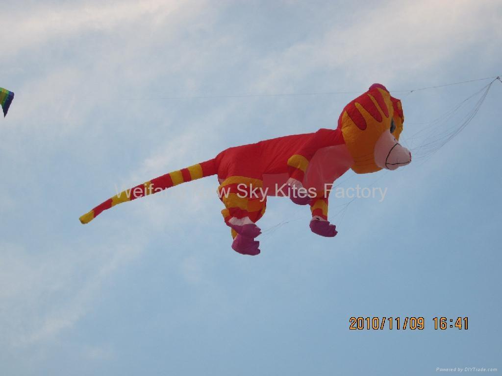 3242 红猫风筝  2