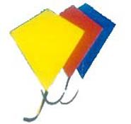 1902A,B Diamond kite