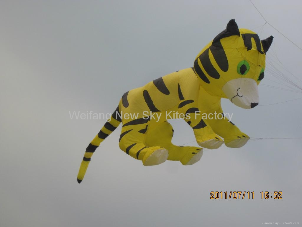 3238 虎猫风筝