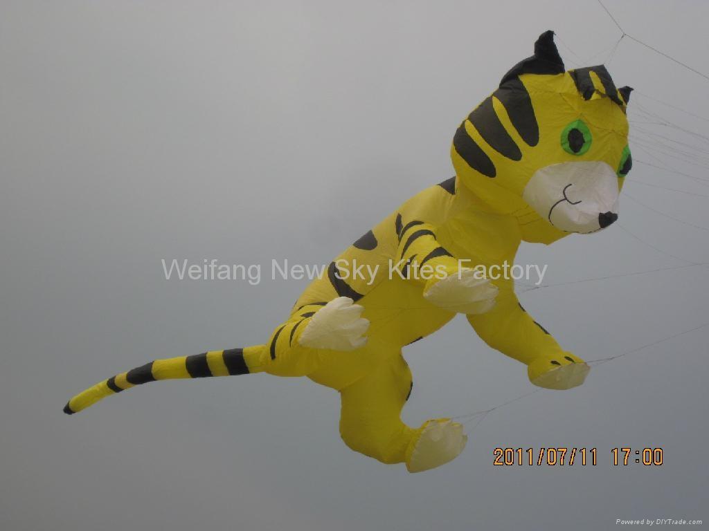 3238 虎猫风筝  3