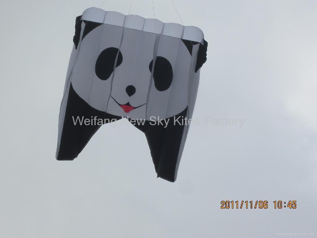 3155 熊猫领航风筝 2