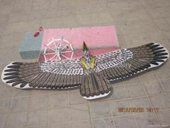 2165 Hovering hawk