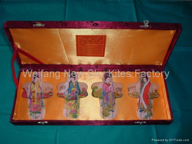2081A,B 中國古代四大美女 3