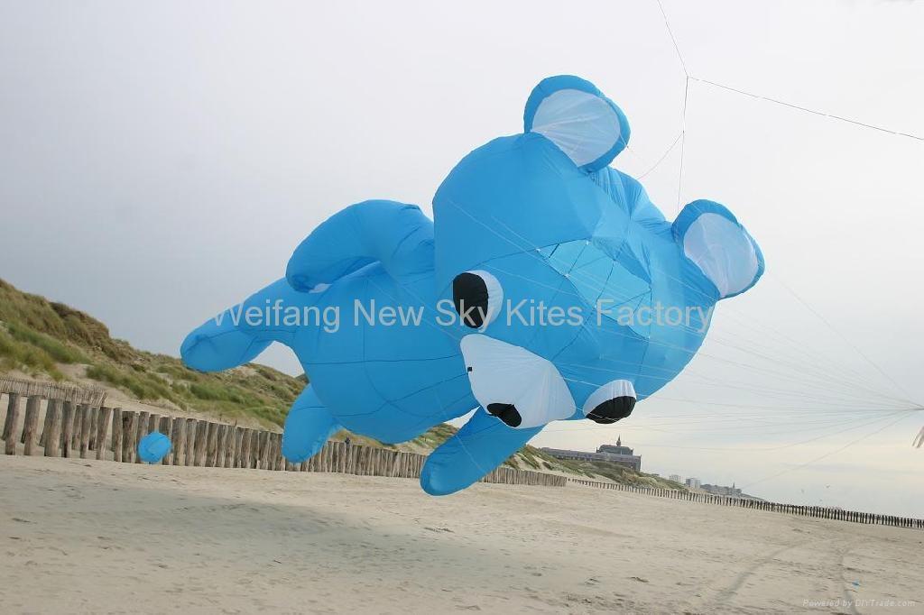 3107 Blue whale (80x170cm)