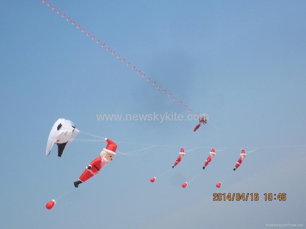 3155 熊猫领航风筝 3