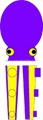3217 软体章鱼