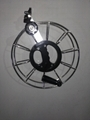 1209 Stainless line reel