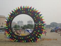 5160 Spiky ring kite