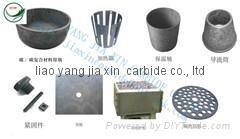 C/C composite (Carbon-Carbon)