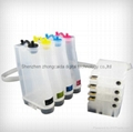 Continuous Ink Supply System With Chip  For HP DesignJet T120 T520